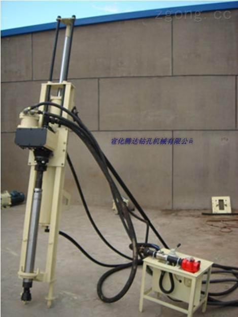 徐州市QZJ100B改装粗气缸潜孔钻机