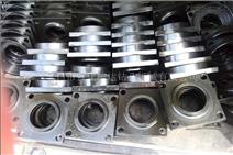 QZJ100B鉆機配件軸承壓蓋宣化100B鉆機生產商