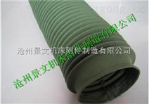 振动筛耐磨输送伸缩帆布袋真实生产厂