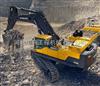 沃尔沃EC750DL履带式挖掘机配件