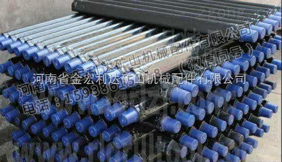 台车钻杆是金宏利达厂家直销:  众多钻杆产品中的一款