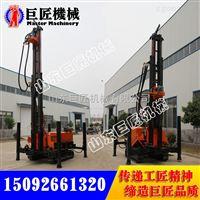 高效率打井机型号 巨匠深孔气动水井钻机厂家