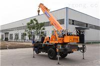 济宁四通3吨三轮吊车价格优惠性能强悍