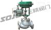 ZMAP气动薄膜直通单座调节阀、ZMAN型气动薄膜直通双座调节阀